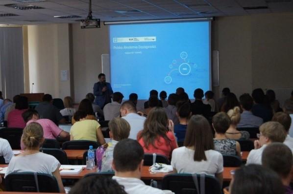 Seminarium w ramach projektu Polska Akademia Dostępności