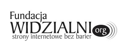 logo Fundacji Widzialni