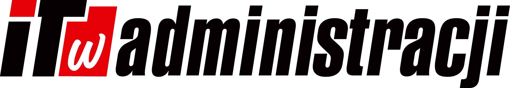 Logo I T w Administracji