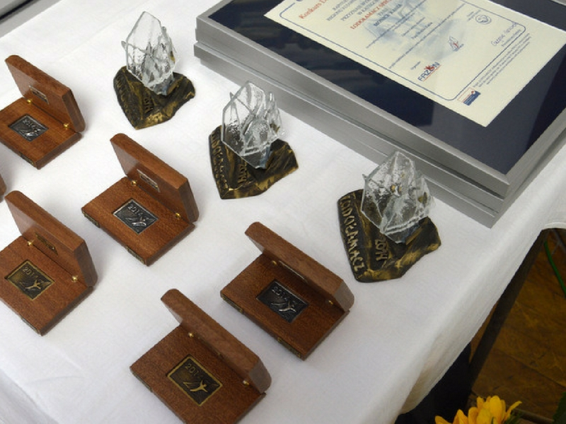 Nagrody w konkursie Lodołamacze 2014