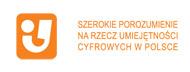 Logo Szerokiego Porozumienia na Rzecz Umiejętności Cyfrowych w Polsce