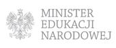 Logo Ministra Edukacji Narodowej