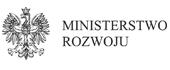 Logo Ministerstwa Rozwoju
