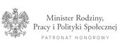 Logo Ministerstwa Pracy i Polityki Społecznej