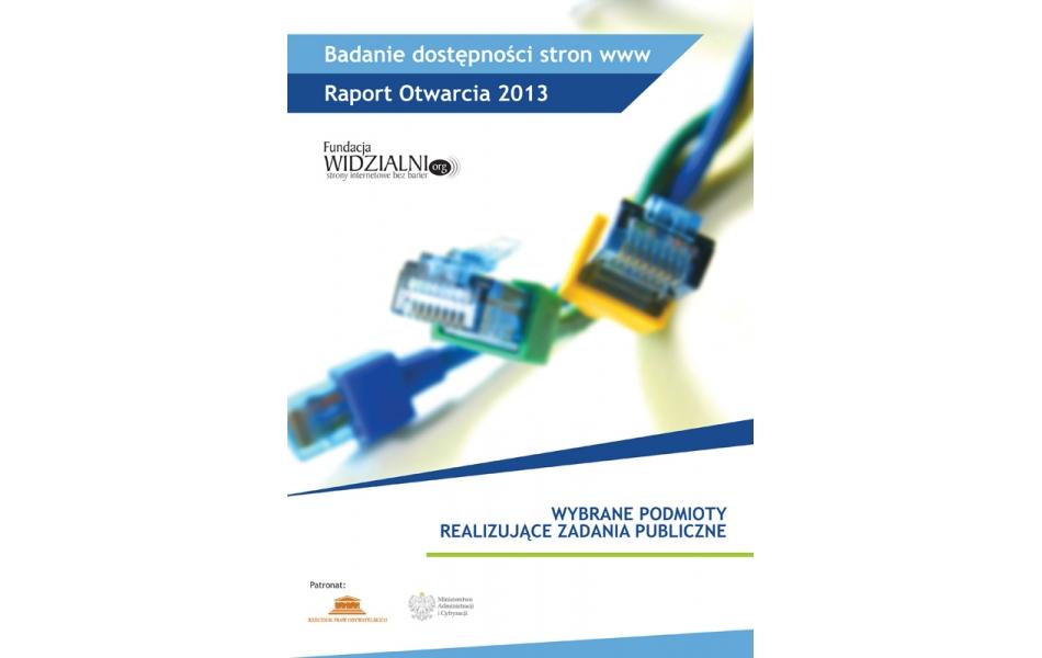 Pobierz Raport Otwarcia 2013