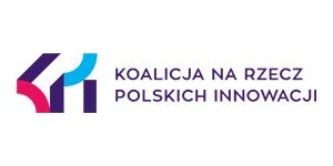 Logo Koalicji na Rzecz Polskich Innowacji
