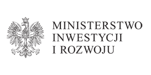 Logo Ministerstwa Inwestycji i Rozwoju