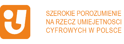 strona główna Szerokiego Porozumienia na Rzecz Umiejętnosci Cyfrowych w Polsce