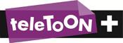 Logo teleToON+