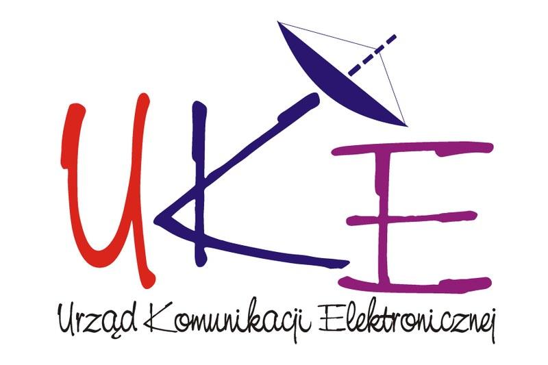Logo Urzędu Komunikacji Elektronicznej